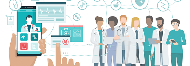 Importance of IoT in transforming patient experience_head image