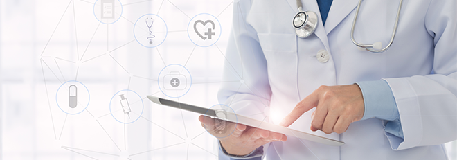 The future of Healthcare_head image