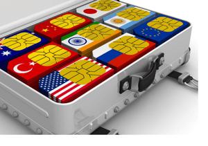 Global Multi-Network Roaming SIM Cards