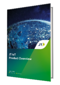 White Paper Cover-JT IoT Solution Overview Mockup
