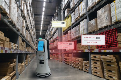 Overcome the Service Robotic Challenges with a Global IoT Solution