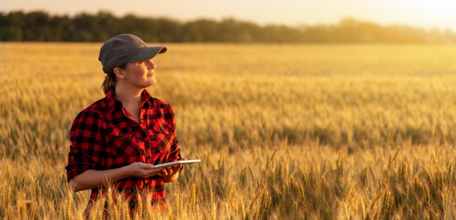 Precision Farming - IoT Applications in Agriculture